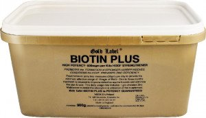 YORK Biotin Plus Gold Label biotyna z cynkiem 900g