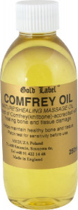 YORK Comfrey Oil Gold Label olejek do wcierania 250ml