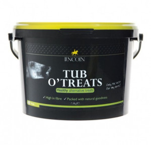 LINCOLN CUKIERKI DLA KONI - LINCOLN TUB O' TREATS 2,5kg
