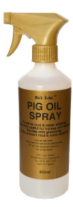 YORK Pig oil spray Gold Label 500ml