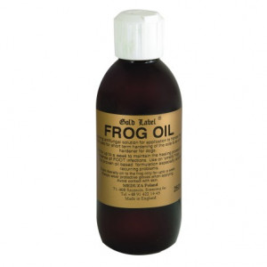 YORK Frog Oil Gold Label olej do strzałek 250ml