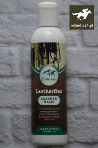 IV HORSE Leatherflex Balsam do skór 250ml