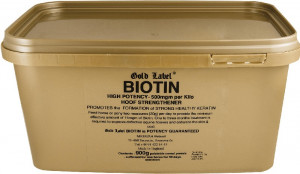 YORK Biotin Gold Label biotyna 900g