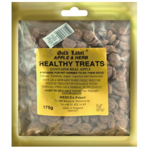 YORK Mint and Herb Healthy Treats Gold Label cukierki miętowo-ziołowe 175g