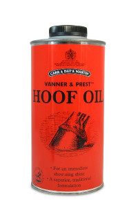 C&D&M VANNER&PREST Olej do kopyt 1000ml