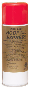 YORK Hoof Oil Express Nabłyszczacz Gold Label 400 ml