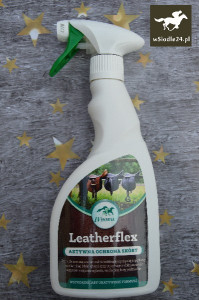IV HORSE Leatherflex Active 2w1 500ml